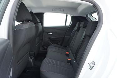 Sedili posteriori di Peugeot 208