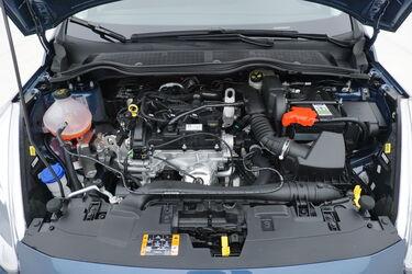 Ford Fiesta  Vano motore
