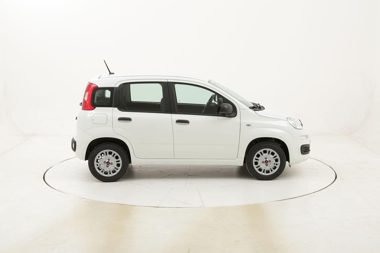 Fiat Panda Easy ibrido benzina bianca a noleggio a lungo termine