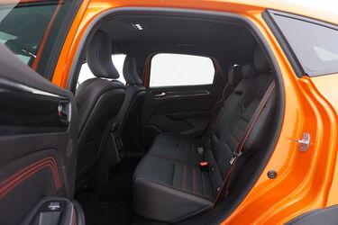 Sedili posteriori di Renault Arkana