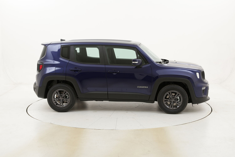 Jeep Renegade 80th Anniversary benzina blu a noleggio a lungo termine