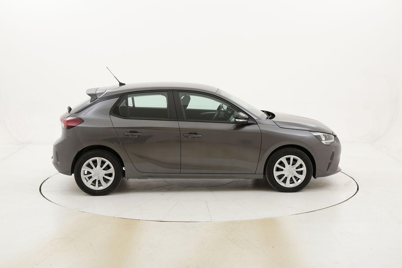 Opel Corsa-e Edition elettrico antracite a noleggio a lungo termine