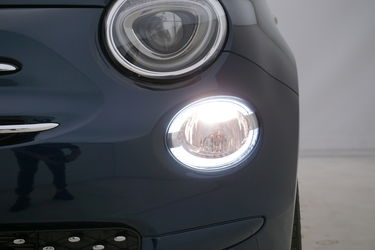 Fiat 500  Bagagliaio
