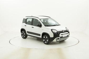 Fiat Panda City Cross ibrido benzina bianca a noleggio a lungo termine