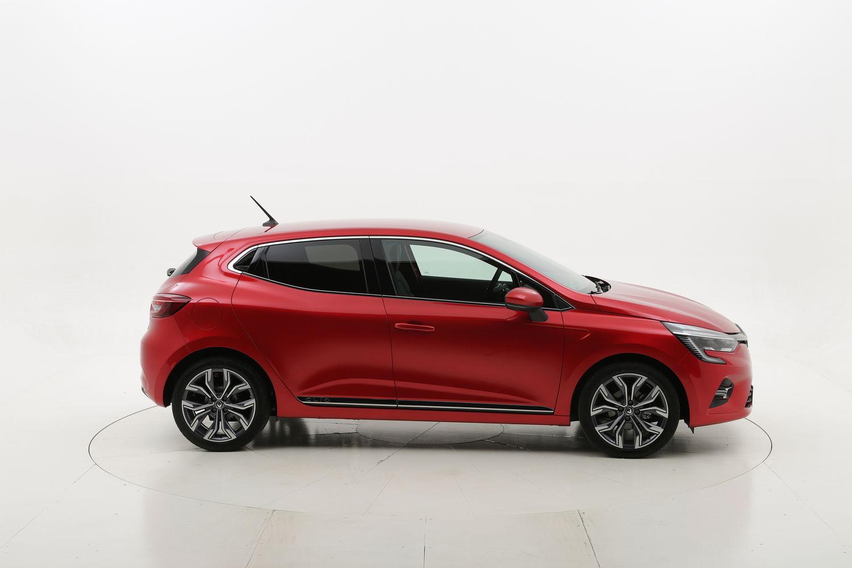 Renault Clio Intens benzina rossa a noleggio a lungo termine