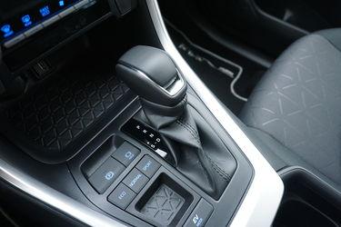 Toyota RAV4  Leva del cambio