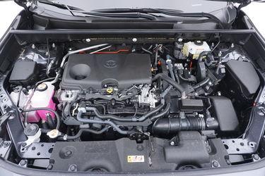 Toyota RAV4  Vano motore