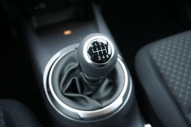 Leva del cambio di Nissan Juke