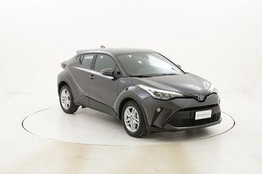 Toyota C-HR Business ibrido benzina antracite a noleggio a lungo termine