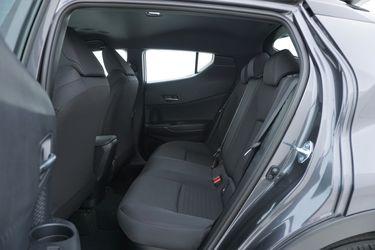 Toyota C-HR  Sedili posteriori