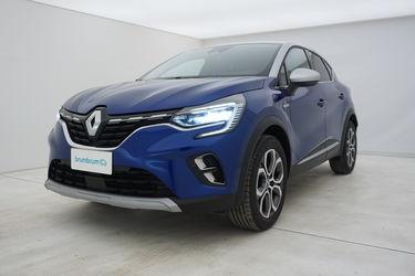 Renault Captur  Da un'altra prospettiva