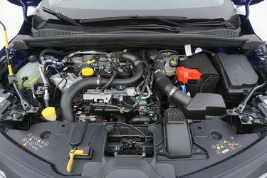 Renault Captur  Vano motore
