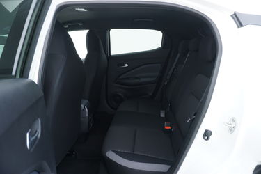 Nissan Juke  Sedili posteriori