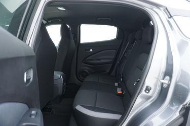 Sedili posteriori di Nissan Juke