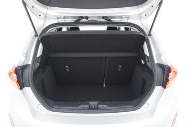 Bagagliaio di Ford Fiesta