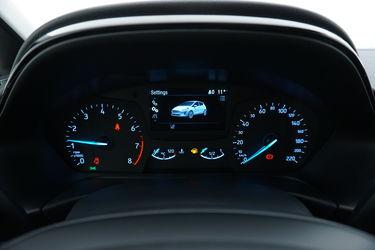 Interni di Ford Fiesta