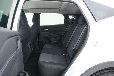 Sedili posteriori di Nissan Qashqai