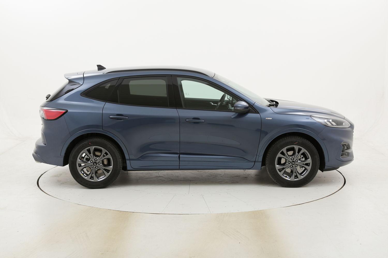 Ford Kuga ST-Line Plug In ibrido benzina azzurra a noleggio a lungo termine