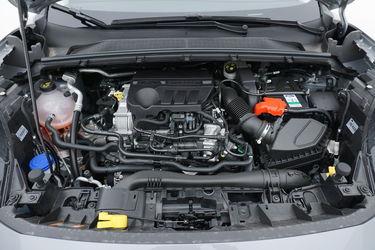 Vano motore di Ford Puma