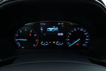 Interni di Ford Puma