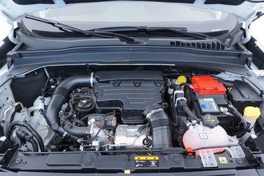 Jeep Renegade  Vano motore