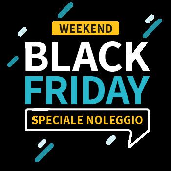 Offerte Black Friday noleggio brumbrum