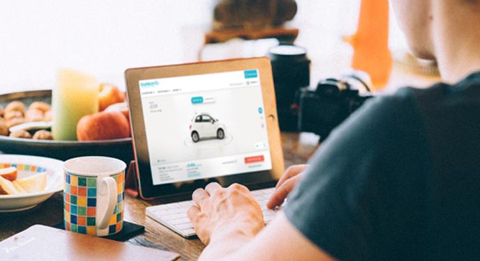 Acquisto e noleggio dell'auto online