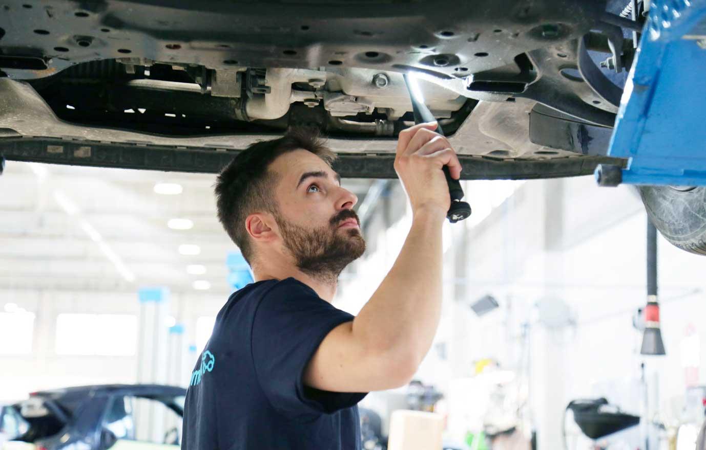 La garanzia di qualità delle auto usate