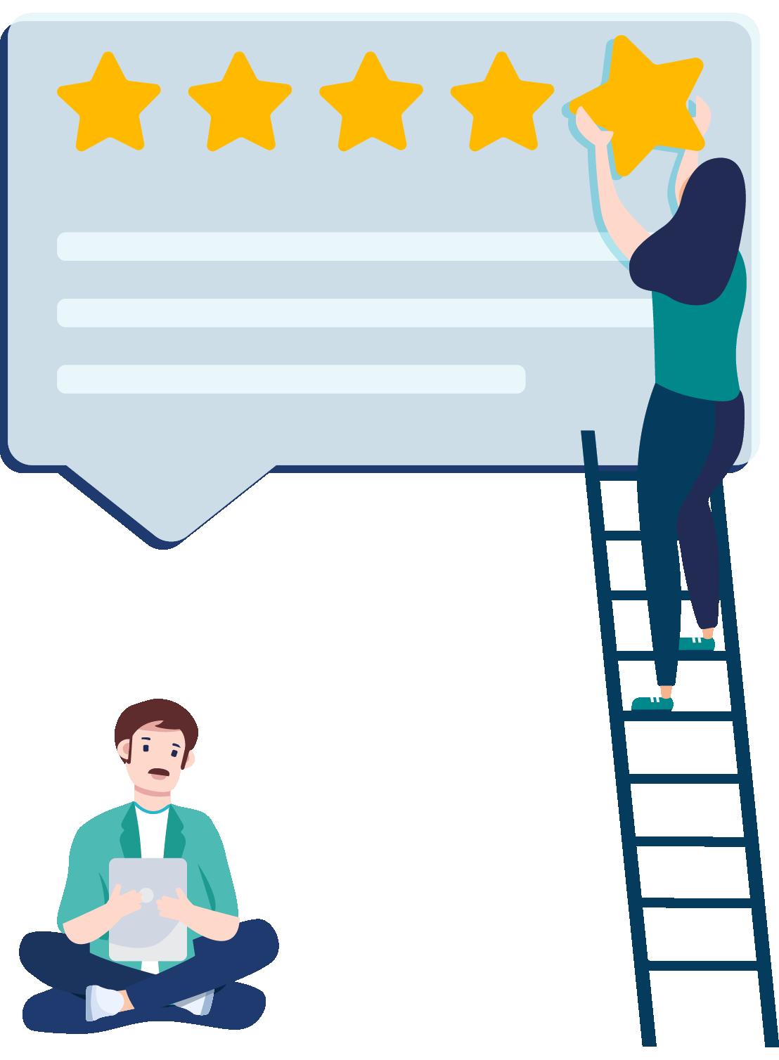 Recensioni e opinioni dei nostri clienti