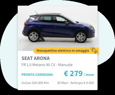 Promozione SEAT Arona